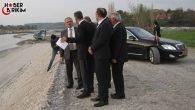 Antalya Valisi Karaloğlu Kaş Eşen Çayında İnceleme Yaptı