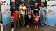 ANTGİAD Üyelerinden Tavla Turnuvası