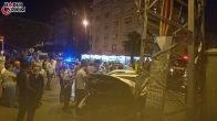 Antalya'da Korkutan Kaza