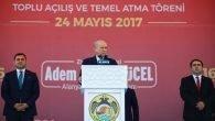 MHP LİDERİ DEVLET BAHÇELİ ALANYA'DA