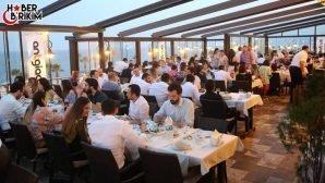 Antalya Genç İş Adamları Derneği (ANTGİAD) İftarda Buluştu