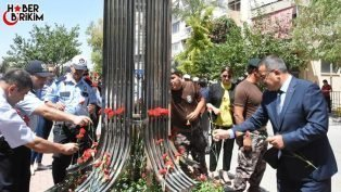 Helikopter Şehitleri Anıtında Anma Töreni Yapıldı – ANTALYA