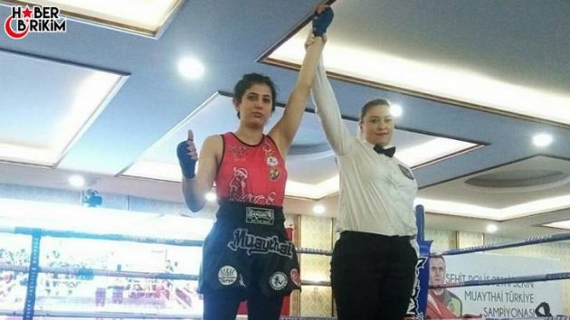 Türkiye Kick Boks Şampiyonasında 2.lik Döşemealtın'a
