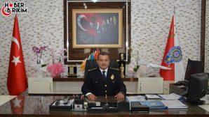 """Antalya Emniyet Müdürü Celal UZUNKAYA'nın """"Gaziler Günü"""" Mesajı"""