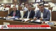MHP Gurup Sözcüsü Senirli'den Mecliste Ülkücülük Dersi!