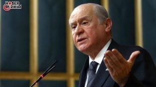 """Bahçeli: """"Bedel Ödemekten Bahseden Barzani'ye Bedeli Ödettirecek Güçteyiz!"""""""
