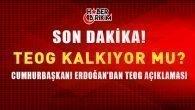 Cumhurbaşkanı Erdoğan Açıkladı TEOG Sınavı Kaldırılacak mı?