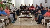 Antalyaspor Taraftarlarından Emniyet Müdürü Uzunkaya'ya Ziyaret
