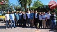 MHP'li Aksoy Taksicilerin Sorunlarını Dinledi – Mustafa YILMAZ Özel Haber