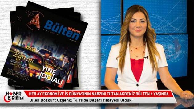 "Dilek Bozkurt Özgenç: ""4 Yılda Başarı Hikayesi Olduk"""