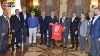 Vali Karaloğlu; Antalyanın Güçlü Bir Antalyaspor'a İhtiyacı Var