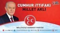 MHP Lideri Bahçeli'nin Beş Büyük Programı Belli Oldu