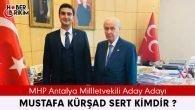 Mustafa Kürşad SERT – Kimdir?