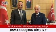 Osman COŞKUN – Kimdir?