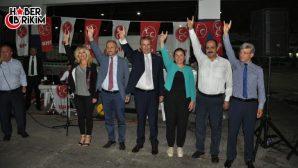 MHP Muratpaşa Kurduğu İftar Sofrasında Vatandaşla Buluştu