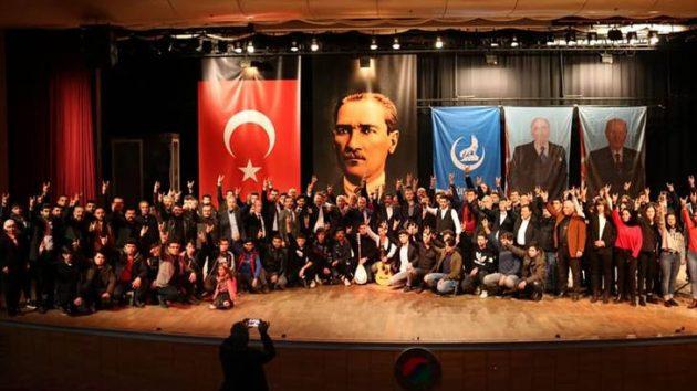 """""""Bilinmeyen Antalyalı Kahramanlar"""" Konferansına Yoğun İlgi"""