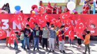 23 Nisan Kepez'de Coşkuyla Kutlandı