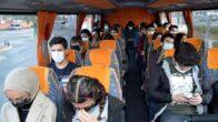 Manavgat Belediyesinden MSB Sınavına Ücretsiz Ulaşım Desteği
