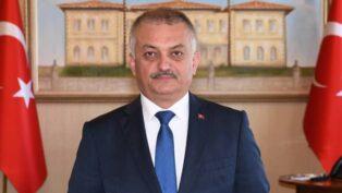 Vali Yazıcı'dan 23 Nisan Ulusal Egemenlik Ve Çocuk Bayramı Mesajı